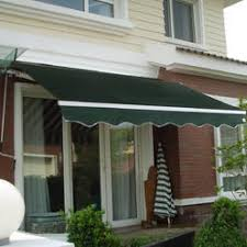 Outdoor Awning Fabric Retractable Awnings On Sale Sears