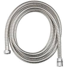 glacier bay 86 in stainless steel replacement shower hose 3075