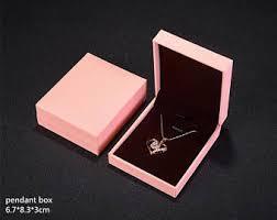 jewelry box 20 paper jewelry box etsy