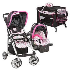 disney u0027s minnie mouse care center play yard sport stroller u0026 car