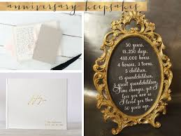 50 year wedding anniversary beautiful 50 wedding anniversary gift with per 8375 johnprice co