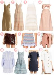 shopping guide how to pack for paris in the summer song of style