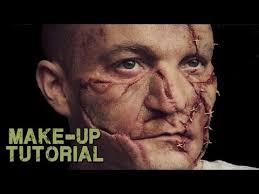 halloween prosthetics walking dead zombie leatherface