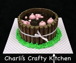 best 25 pigs in mud cake ideas on pinterest baby bath with