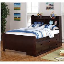 kids captain bed better homes and gardens kids sebring twin captain apos s bed with