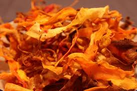 Roots Vegetable Crisps - root vegetable crisps good food and fitness