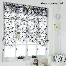 curtains kitchen window ideas kitchen window curtains tutorial for a simple rod pocket