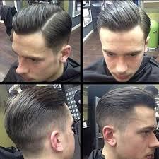 360 view of mens hair cut fashionable mens haircuts david beckham slicked back hair david