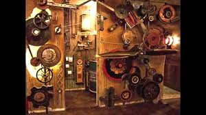 best steampunk bedroom 11 with additional architecture design