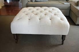 white round tufted ottoman white round tufted ottoman firegrid org