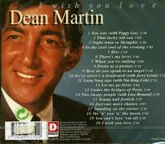 dean martin cd i wish you cd family records