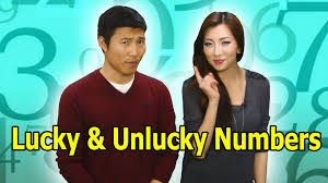 Unlucky Things Most Lucky And Unlucky Numbers For Chinese People Youtube
