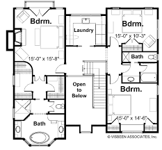 classical style house plan 3 beds 2 5 baths 3524 sq ft plan 928