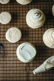 sugar cookie mini cakes u2014 molly yeh
