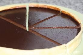 jeux de cuisine tarte au chocolat tarte au chocolat fondante recette de tarte au chocolat fondante