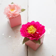 Flower Favors by Peony Favors