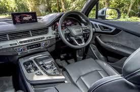 audi q7 turning radius audi q7 gets engine and specs car