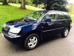 lexus rx300 se auto 4x4 in belfast city centre belfast gumtree