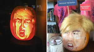 trumpkins u0027 are the hottest political pumpkin trend of 2016