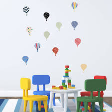 wall stickers children custom wall stickers children39s hot air balloon39 wall stickers by oakdene designs childrens bedroom stickers uk childrens bedroom