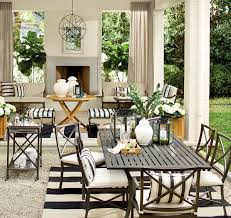 the coupon project discover a better bottom line creative outdoor spaces striped rugs bring tons of personality to this classic outdoor terrace ballard designs