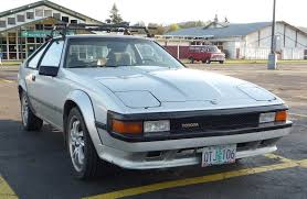 toyota celica 2 2 curbside 1984 toyota celica supra mk ii the about