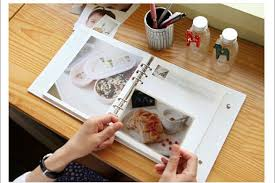 Make Your Own Wedding Album Aliexpress Com Buy Free Shipping Stationery New Year Diy Photo