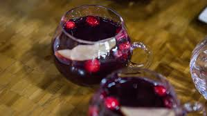 thanksgiving sangria today