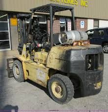 1992 hyster h80xl2 forklift item f5400 sold december 19