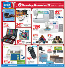 cricut black friday melissa u0027s coupon bargains walmart black friday preview ad