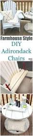 How To Build An Adirondack Chair Diy Farmhouse Style Adirondack Chairs Must Have Mom