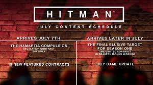 target black friday in july hitman on steam