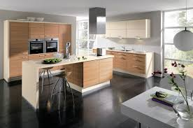 kitchen lovely alno kitchen with dark floor and wood furnishing
