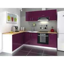 meuble cuisine violet meuble cuisine equipee brainukraine me