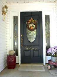 elegant front porch christmas decorations glass doors home depot
