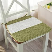 kitchen chair cushions idea by pepper design use 4 command strips