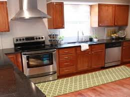 Kitchen Rug Ideas Charming Design Ideas For Washable Kitchen Rugs Washable Kitchen