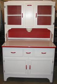Antique Red Kitchen Cabinets by 526 Best Kitchen Hoosier Cabinets Images On Pinterest Hoosier