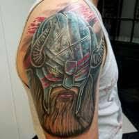 olio mark of unique ink tattoo jacksonville nc tattoo artist