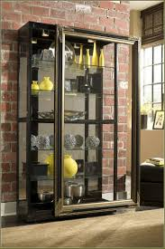 decor pictures curio cabinet curioet exceptional built in image design