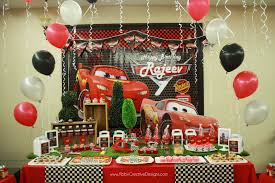 interior design view car themed birthday decorations decoration