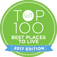 cheapest us states to live in 2017 top 100 best places to live livability