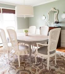 Country French Dining Room Furniture Vintage French Country Dining Table And Chairs By Meandphoebe