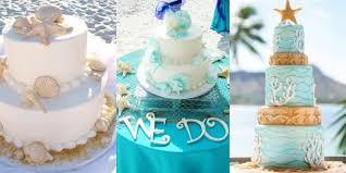 beachy wedding cakes gorgeous wedding cakes