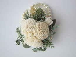 wrist corsage for prom miniature sola flower wrist corsage wristlet s corsage