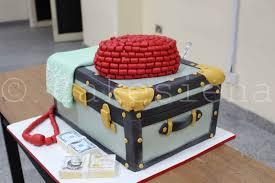 traditional wedding cakes cake factory traditional trunk box wedding cake