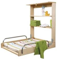 Wall Mounted Baby Change Table Wall Changing Unit And Desk In Wood Home Pinterest Komodo