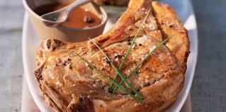 côtes de veau sauce expresso pas cher recette sur cuisine actuelle