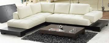 7 Seat Sectional Sofa by Classy 7 Seater Leather Sectional Sofa With Wooden Base