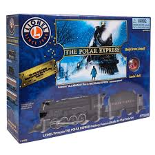 new lionel polar express train set with santa bell and whistle 7